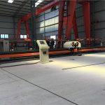 স্বয়ংক্রিয় cnc উল্লম্ব 10-32mm rebarforcing rebar নমুনা মেশিন